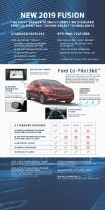 2019 Fusion Fact Sheet