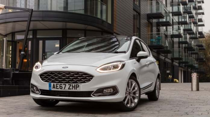 Fiesta Tops Uk Vehicle Sales For 11th Successive Year Transit Custom Uk S No 3 Best Selling Vehicle Great Britain Ford Media Center
