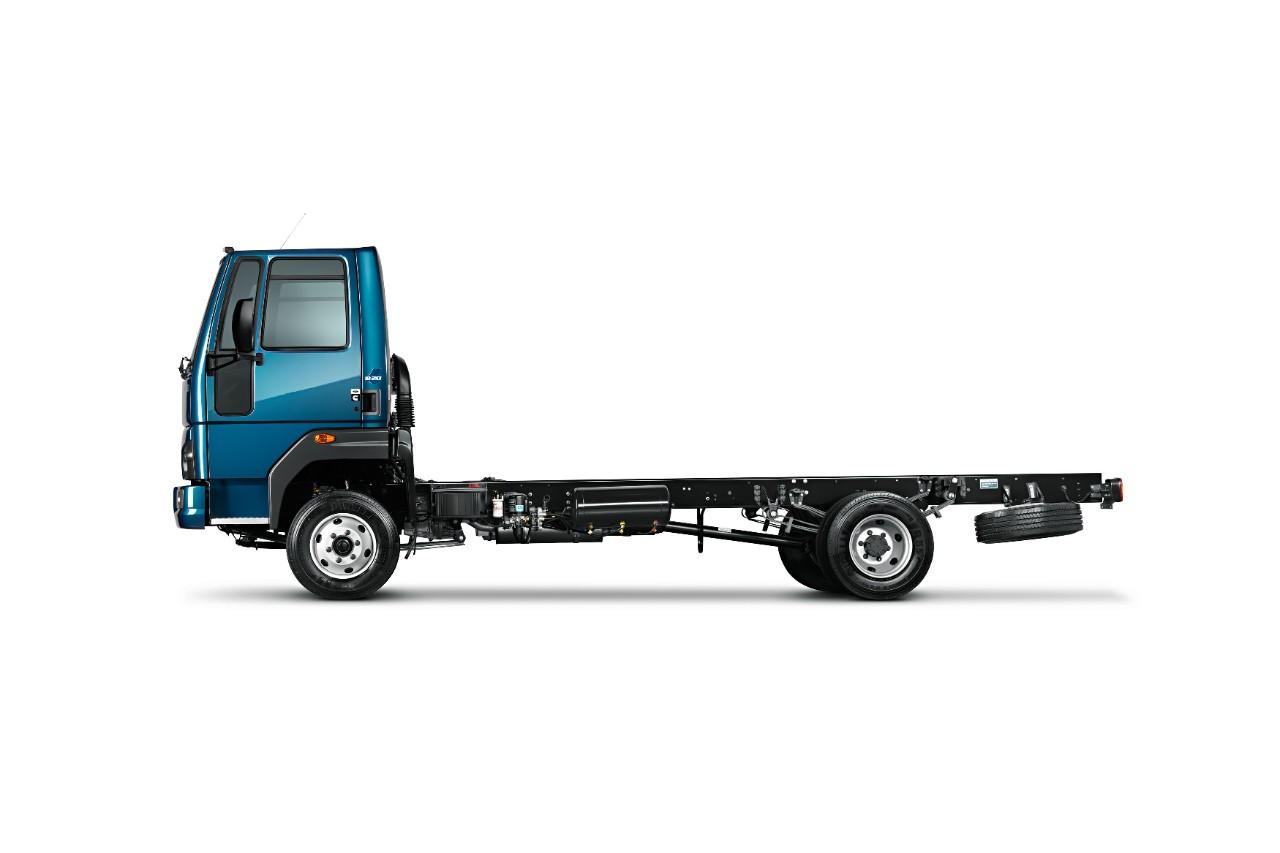 Ford Caminhoes Cresce No Segmento De Leves Com O Cargo