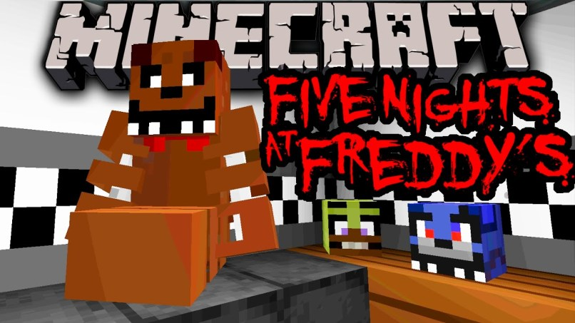 Minecraft Five Nights At Freddy S Hunger Games | Wajigame co