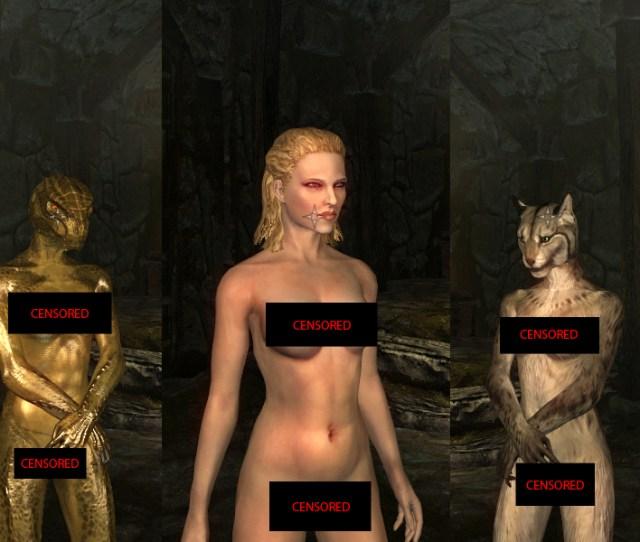 Nude Females