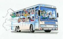 Bussresa
