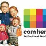 Comhem genomför arbete i nätet