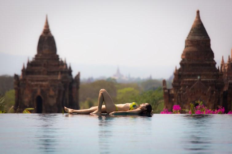 Hotel em Myanmar