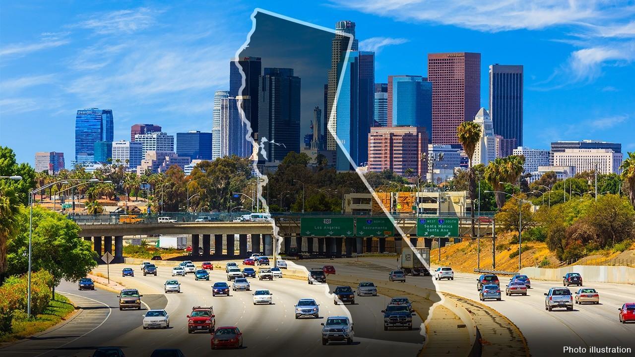California is 'killing' the US economy: Steve Moore | Fox Business