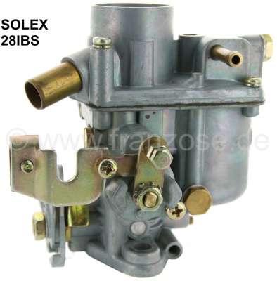 Carburetor Solex 28 Ibs Suitable For Renault R4 Renault Dauphine Reproduction