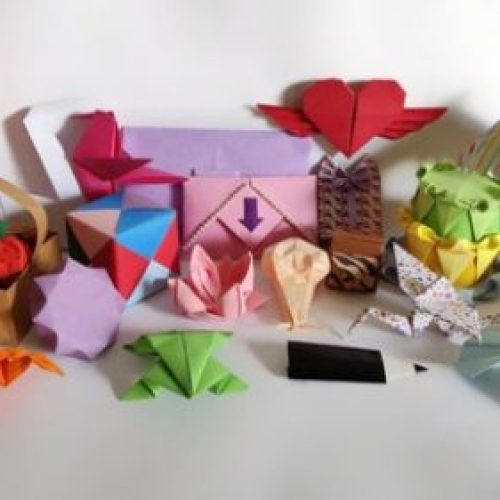 An Ultimate Course on Origami Paper Art for Beginners