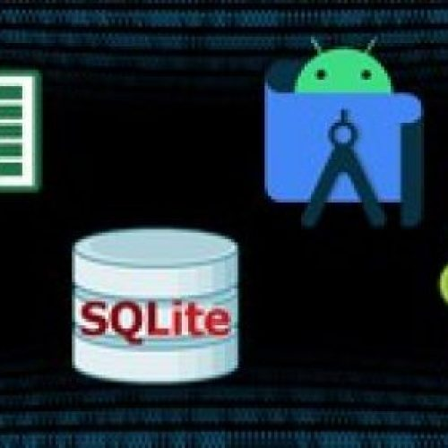 android studio (java) with SQLite browser & excel reporting