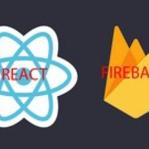 Aprende React + Firebase | 2021 Actualizado