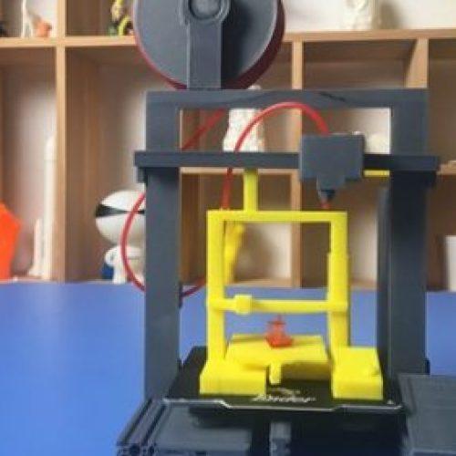Curso de impresión 3D: con Anet A8