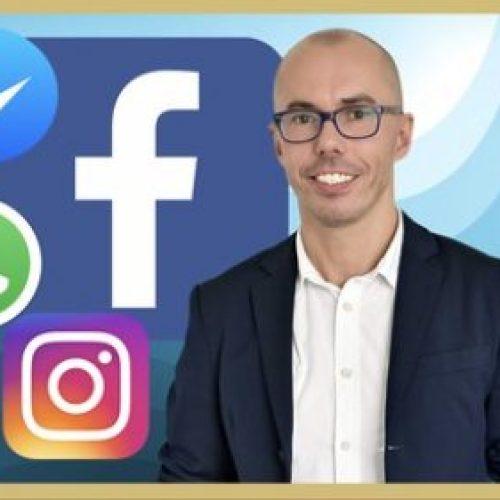 Facebook Ads, Instagram Ads & Messenger Ads ULTIMATE COURSE