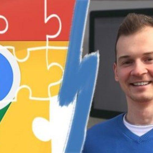 Google Chrome Extension Development From Beginning