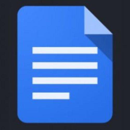 Google Docs Ultimate Course 2021