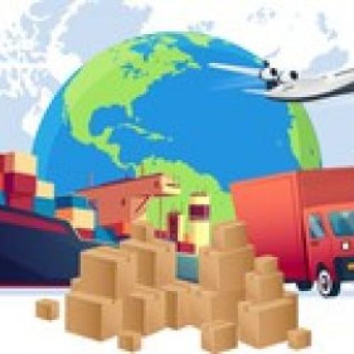 International Logistics & Transportation in Supply Chain.