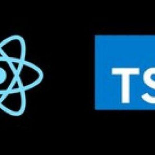 Master Class: React + Typescript 2021 Web Development