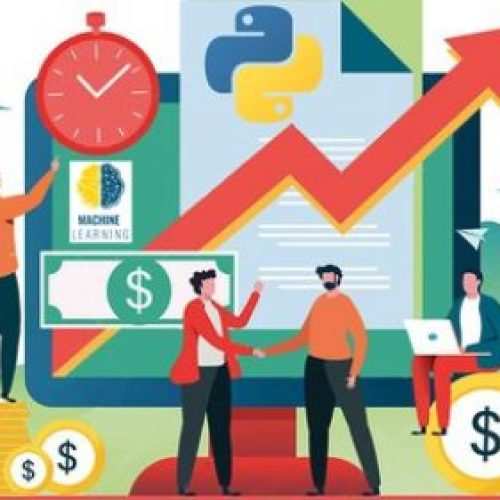 Python and Machine Learning in Financial Analysis