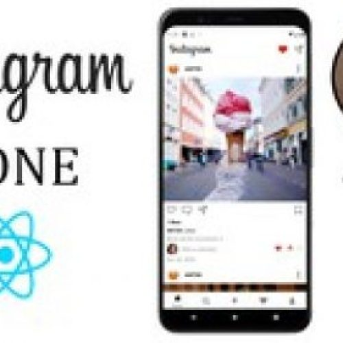 React Native bootcamp – Build an Instagram Clone w/Firebase