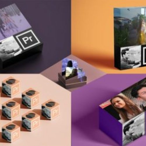 Video Editing in adobe premiere pro mega pack 5 course in 1