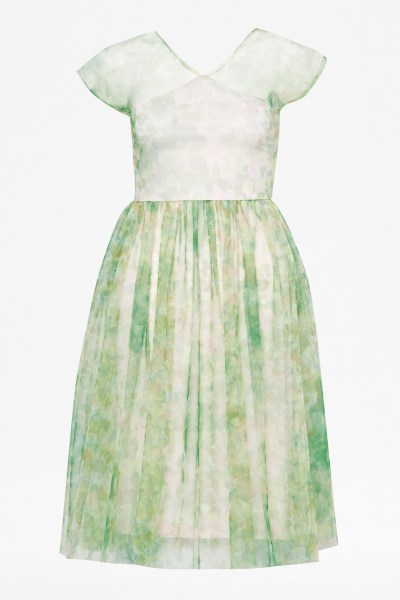 Florida Bloom Mesh Dress £150 from French Connection