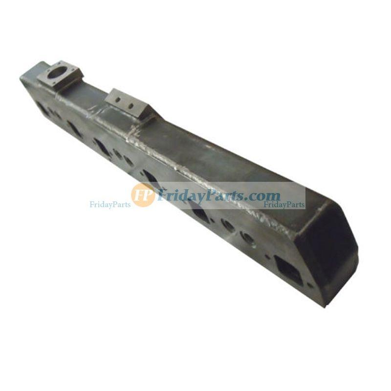 wet marine exhaust manifold 3008590 for cummins engine n855 nt855 nta855