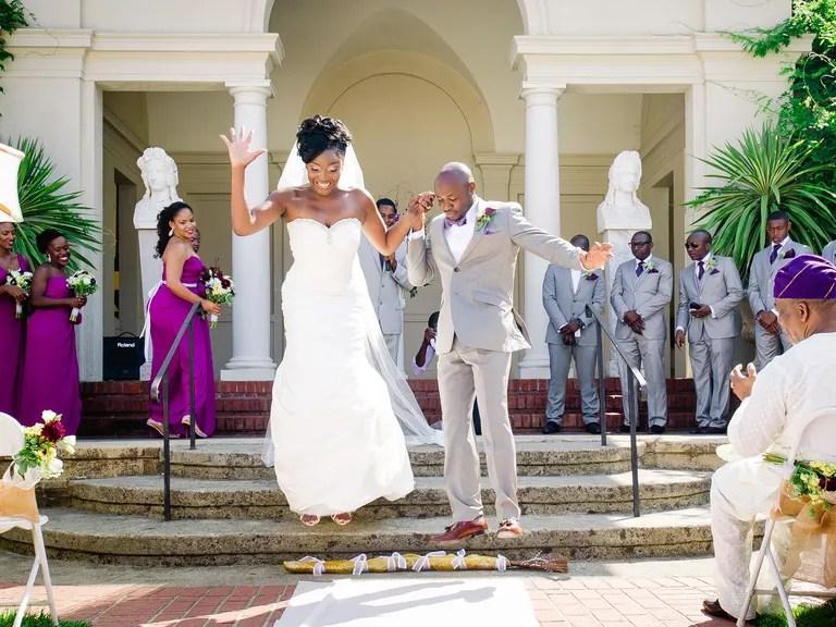 African American Weddings African American Wedding