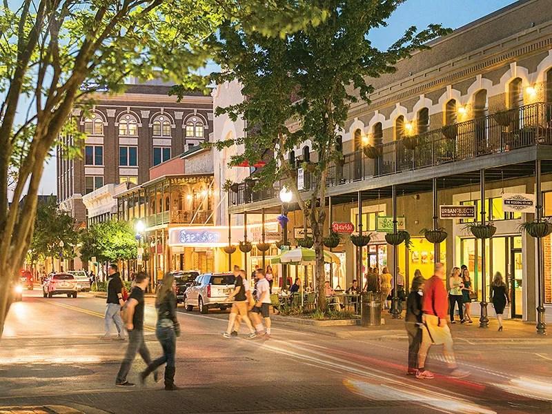 Downtown Restaurants Pensacola Fl