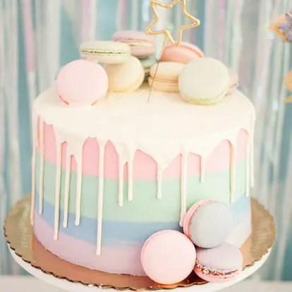 35 Incredibly Cute Kids Birthday Cake Ideas