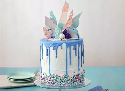 Girly 12th Birthday Cake Designs
