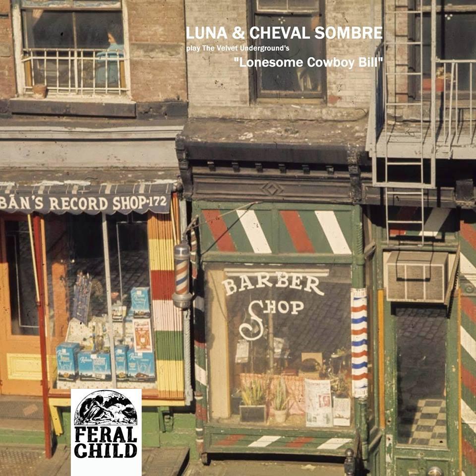 Luna / Cheval Sombre - Lonesome Cowboy Bill