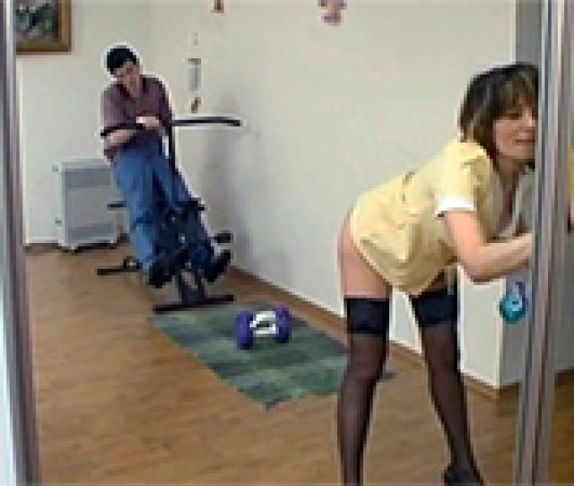 Mature Maid Seduce And Fuck Bosses Son