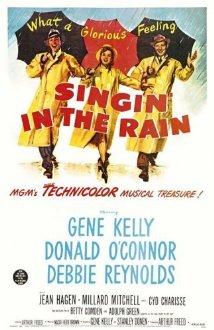 مشاهدة وتحميل فلم Singin' in the Rain الغناء تحت المطر اونلاين
