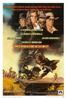 مشاهدة وتحميل فلم Once Upon a Time in the West ذات مرة في الغرب اونلاين