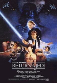 مشاهدة وتحميل فلم Star Wars: Episode VI – Return of the Jedi حرب النجوم : الحلقة السادسة - عودة الجيدي اونلاين