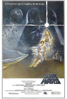 تحميل فلم Star Wars: IV – A New Hope حرب النجوم: 4 - أمل جديد اونلاين