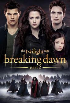 تحميل فلم The Twilight Saga: Breaking Dawn – 2 ملحمة الشفق: الفجر المشرق - 2 اونلاين