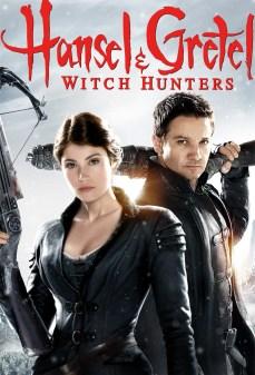 تحميل فلم Hansel & Gretel: Witch Hunters الصيادون السحرة : هانسيل و جريتيل اونلاين