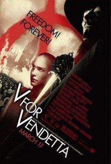 مشاهدة وتحميل فلم V for Vendetta في للثأر  اونلاين