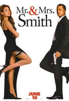 مشاهدة وتحميل فلم Mr. & Mrs. Smith السيد والسيدة سميث اونلاين
