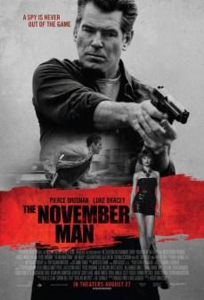 مشاهدة وتحميل فلم The November Man رجل نوفمبر اونلاين
