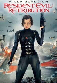 مشاهدة وتحميل فلم Resident Evil: Retribution مملكة الشر : الجزاء  اونلاين