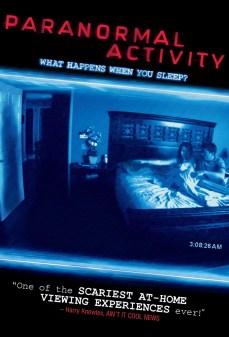 تحميل فلم Paranormal Activity نشاط خارق اونلاين
