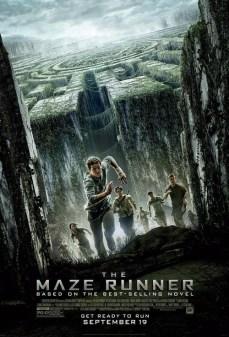 مشاهدة وتحميل فلم The Maze Runner عداء المتاهة اونلاين