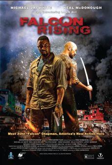 مشاهدة وتحميل فلم Falcon Rising  اونلاين