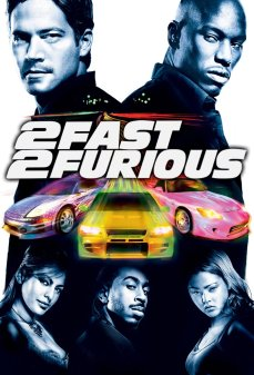 مشاهدة وتحميل فلم 2 Fast 2 Furious  اونلاين