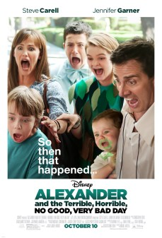 تحميل فلم Alexander and the Terrible, Horrible, No Good, Very Bad Day  اونلاين