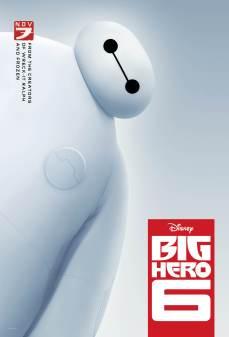 مشاهدة وتحميل فلم Big Hero 6 البطل الكبير 6 اونلاين