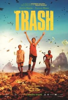 مشاهدة وتحميل فلم Trash نفاية  اونلاين