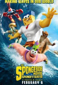 مشاهدة وتحميل فلم The SpongeBob Movie: Sponge Out of Water سبونج بوب: سبونج خارج المياه  اونلاين
