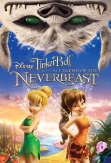 تحميل فلم Tinker Bell and the Legend of the NeverBeast تينكر بيل وأسطورة أبدا الوحش اونلاين
