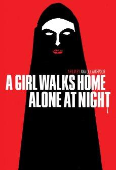 مشاهدة وتحميل فلم A Girl Walks Home Alone at Night فتاه تذهب المنزل وحيده ليلا اونلاين